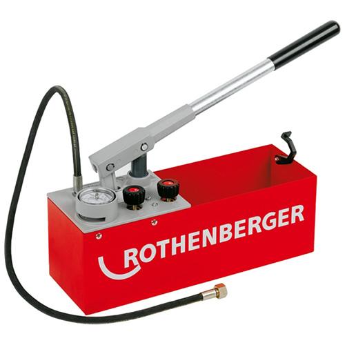 rothenberger manomètre recherche de fuites SHDF