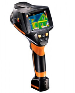 camera testo detection de fuites SHDF bretagne